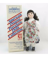 American Dream Porcelain Dolls Collection Ilona from Hungary - $17.99