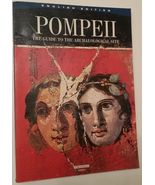 Pompeii the Guide to the Archaeological Site BOOK - $8.99