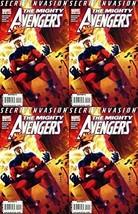 Mighty Avengers #19 Volume 1 (2007-2010) Marvel Comics - 4 Comics - $9.49
