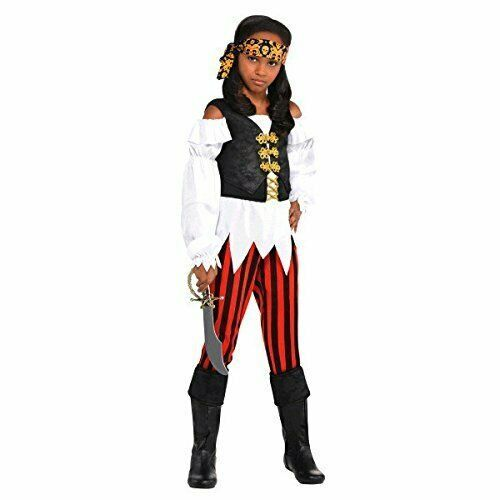 Amscan Pirate Costume | Pretty Scoundrel | Large (12-14) - $51.94