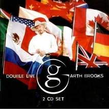 Double Live - Garth Brooks 2 Cd
