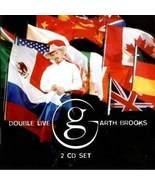 Double Live - Garth Brooks 2 Cd  - $6.99