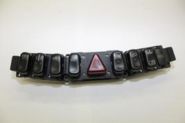2000-2006 w220 Mercedes S430 S500 Dash Switch Unit Hazard Esp Level Lock 2974 - $39.19
