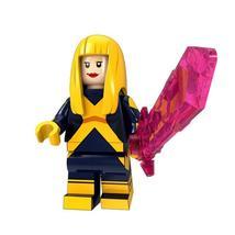 Magik The New Mutants X-Men Marvel Comics Custom Minifigures Building Toys Gifts - $2.99