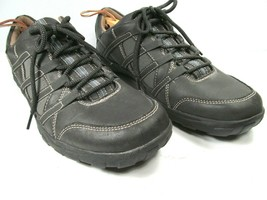 Bass Earth Piranha Mens Gray Sneakers Comfort Shoes Size US 13 M - $37.83