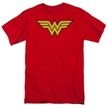 Wonder Woman Logo T-shirt DC comic book Batman superhero cotton tee DCO266 - $19.99+