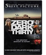 Zero Dark Thirty DVD - $2.00