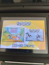 Nintendo Game Boy Advance GBA Cartoon Network: Block Party & Speedway Combo Pack image 1