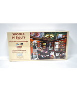 Spools and Bolts Jigsaw Puzzle 300 Piece - $16.16