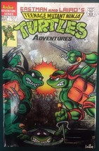 TEENAGE MUTANT NINJA TURTLES ADVENTURES #24 (19... - $9.89