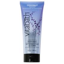 Vitabath Body Wash, Coconut Noir, 10 Fluid Ounce  by Vitabath - 2 Pack - $24.74