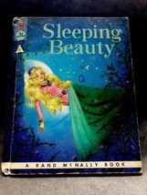 SLEEPING BEAUTY Rand McNally Elf Book ~ vintage Golden, other kids books... - $3.50