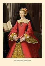 The Princess of Elizabeth by H. Shaw - Art Print - $19.99+