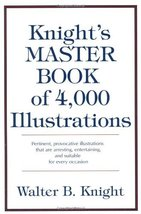 Knight's Master Book of 4000 Illustrations Knight, Walter B. - $29.99