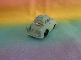 Disney Pixar Movie Cars Green Plastic Mini Tiny Small Little Car  - $1.93