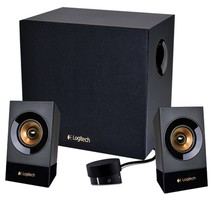 Logitech Z533 3-Piece 2.1 Multimedia Speaker System w/InlinePower/Volume Control - $68.67