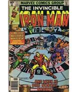 Iron Man #123 ORIGINAL Vintage 1979 Marvel Comics Demon in a Bottle Part 4 - $18.51