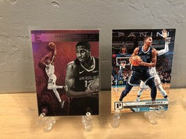 JAREN JACKSON JR. 2018-19 Panini Set Of 2- Chronicles/Essentials - $3.70