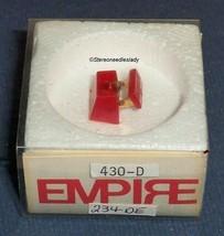 234-DE NEEDLE Genuine EMPIRE S-909E EMPIRE MODEL 909E/X CARTRIDGE - $47.45
