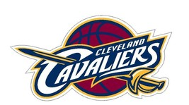 Cleveland Cavaliers Sticker S71 Basketball You Choose Size - $1.45+