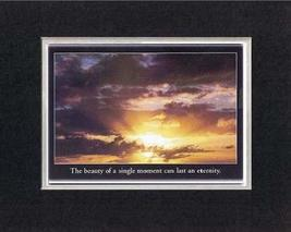 Touching and Heartfelt Poem for Motivations - [The beauty of a single moment can - $10.84