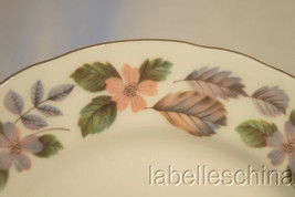 "Aynsley England April Rose 6.25"" Floral Bread / Side Plate Finest Englis... - $29.65"