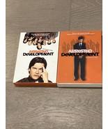 Arrested Development - Season 1 & 2 On DVD - $8.00