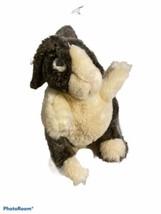 "Folkmanis Realistic Baby Dutch Bunny Rabbit Plush Full Body Hand Puppet 10"" - $13.27"