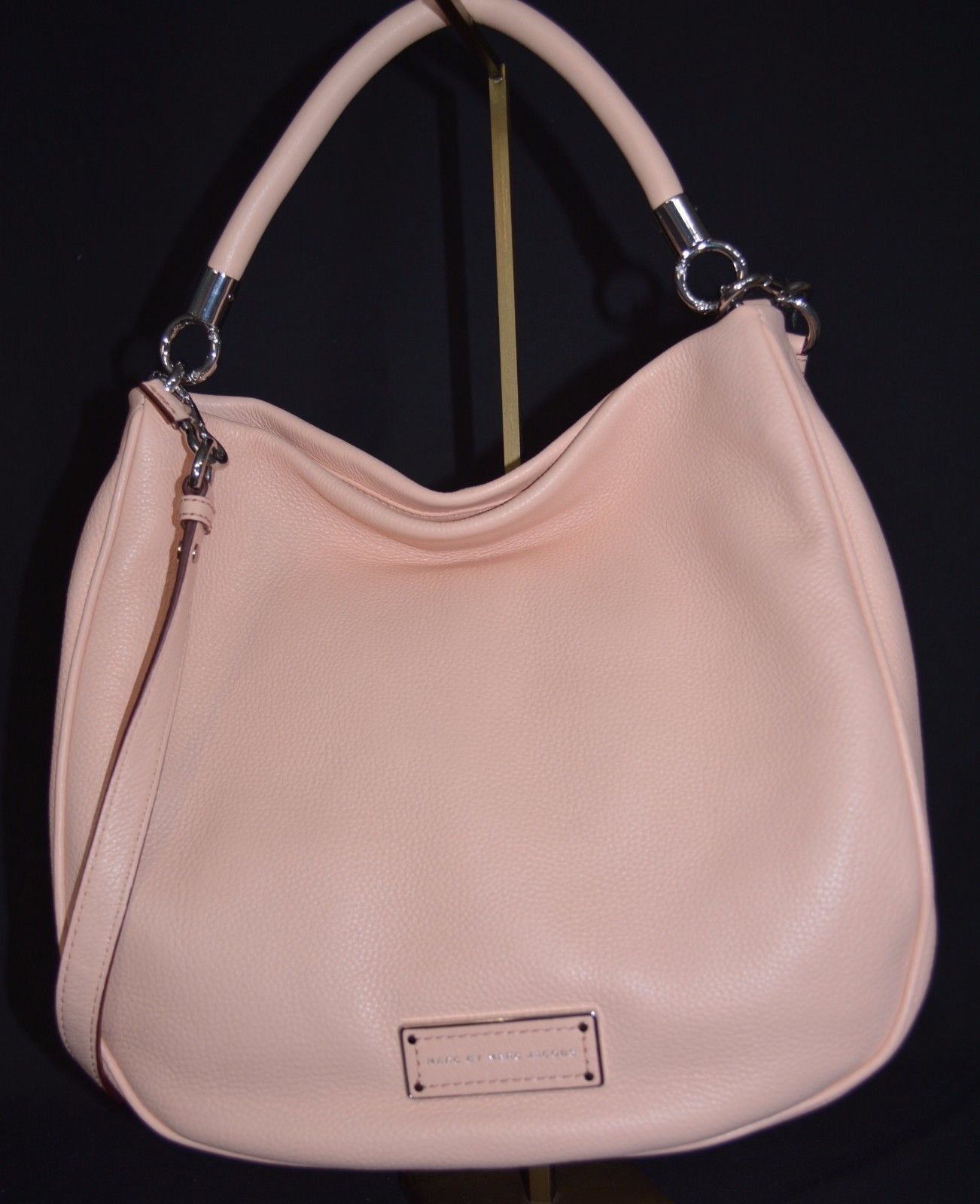 fa2bcd5bf367 NWT! Marc By Marc Jacobs M0001342 Too Hot To Handle Hobo Tropical Peach -   438