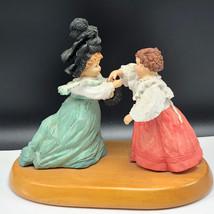 MAUD HUMPHREY FIGURINE 1987 Hamilton gift mother bogart pleasure meet yo... - $49.45