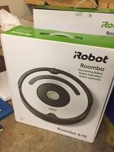 iRobot Roomba 670 Robotic Vacuum Cleaner New - Sealed - $177.04