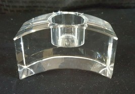 Marked Lead Crystal Tealight Candle Holder - $16.82