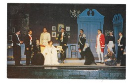 Allenberry Players Anastasia Boiling Springs Pa Theater Playhouse Vntg Postcard - $6.69