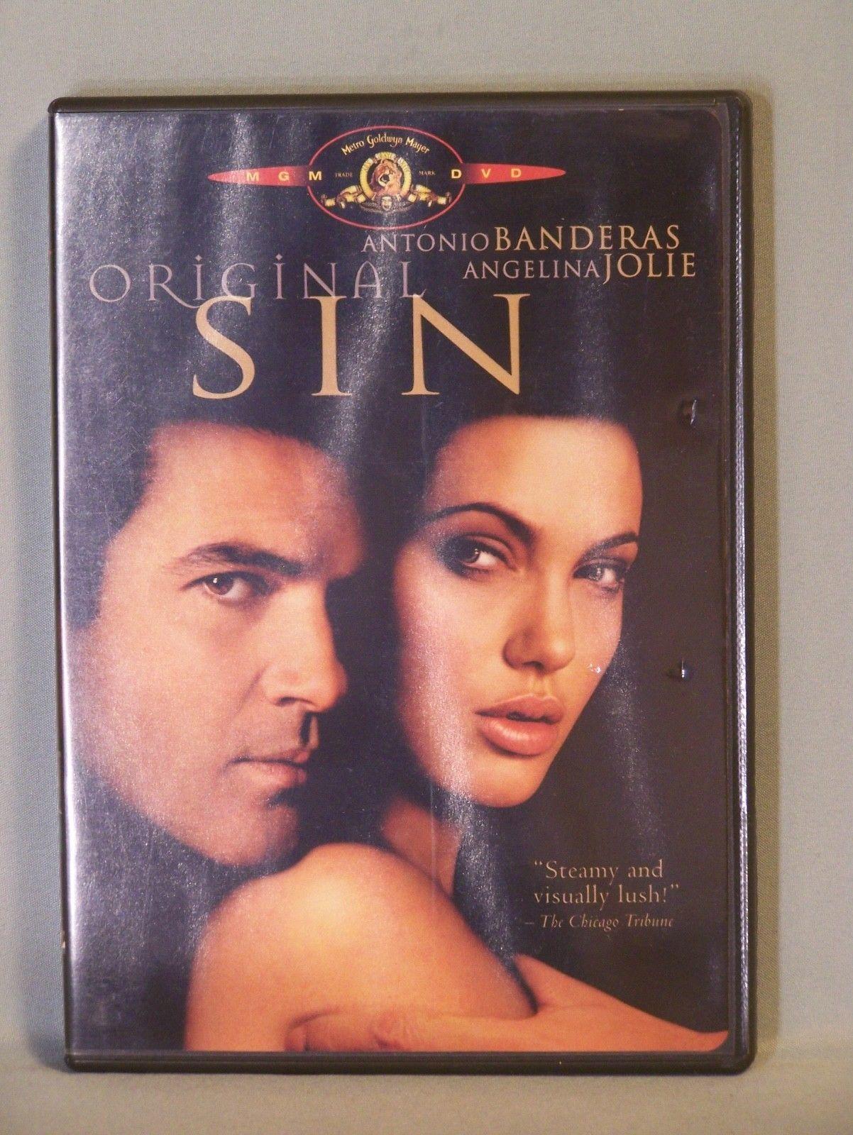 Angelina Jolie Original Sin original sin - antonio banderas & angelina and 50 similar items
