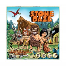 Boardgame: Tyto Games - Stone Daze Primal Family Fun Strategy - $47.99