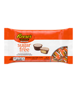 Reese's, Sugar Free Chocolate and Peanut Butter Cups Candy, 8 Oz. - $10.00