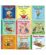 Llama Llama Series by Anna Dewdney BOARD BOOK Assortment Collection Set ... - $46.99