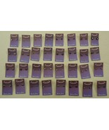 Post Earrings Qty 34 Sterling Silver Rhinestone - $38.61