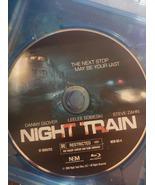 Night Train Blu-ray disc only  - $0.00