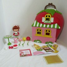 Strawberry Shortcake 2015 Berry Happy home doll playset house accessorie... - $29.69
