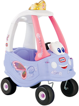 Fairy Cozy Coupe Exclusive Rugged Durable Tire Front Wheels Spin 360 Degrees - $68.43