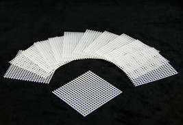 "10 Pcs 2.5""x 4"" Plastic Drainage Mesh / Screen / Net for Bonsai Pot #TKS10 - $12.17"