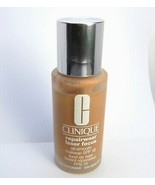 CLINIQUE Foundation Shade 12 Repairwear Laser Focus ~DAMAGED As is See pic - $13.50