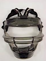 Markwort Game Face Medium Black Softball Safety Mask with Pony Tail Harn... - $19.99