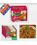 INDOMIE Instant Noodle 100%HALAL Mi Goreng Fried Noodles Hot Spicy Flavo... - $10.44