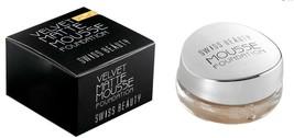 1 Pack Swiss Beauty Velvet Matte Mousse Foundation Ivory (Ivory, 16 g) - $14.54
