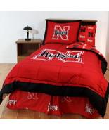 Nebraska Cornhuskers Bed in a Bag Twin Full Queen King Comforter CC - $152.90+