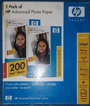 HP 2 Pack of HP Advanced Photo Paper - $15.84