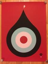 AESTHETIC APPARATUS 2007 Doomdrips Doomdrop Target Poster Print SIGNED N... - $199.00