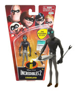 "The Incredibles 2 Screenslaver with Laptop 4"" Figure New in Package - $12.88"